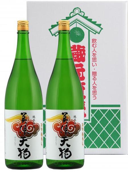 美濃天狗 【秋酒】純米吟醸 冷卸 1800ml×2本